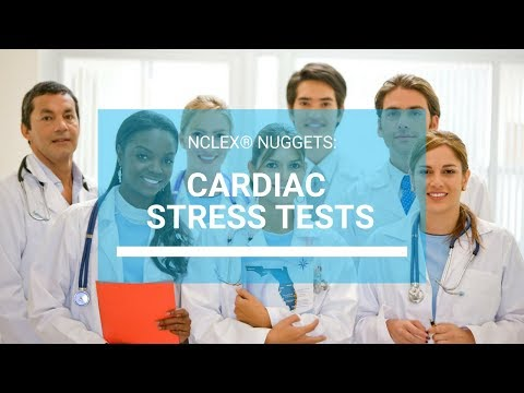 NurseThink™ Questions: Cardiac Stress Tests