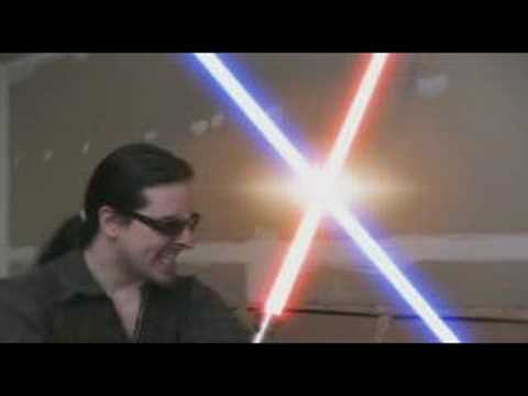 Lightsaber Duel -  Ed vs Ed