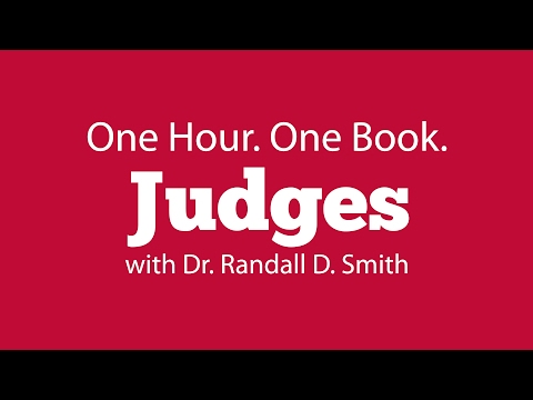 One Hour. One Book: Judges