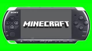 Minecraft no PSP!? Lamecraft (e sobre os Diários de Minecraft Z).