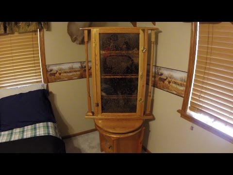 Indoor 4 Frame Observation Beehive Hive 360 Degree Rotation