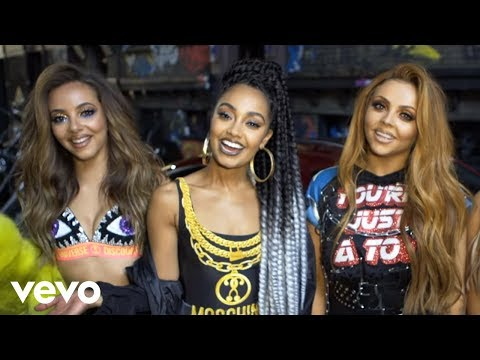 Little Mix - Power (Behind the Scenes) ft. Stormzy