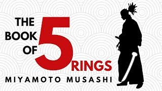 MIYAMOTO MUSASHI |The Book Of Five Rings ☯ Quotes|Go Rin No Sho|