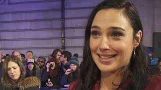 Gal Gadot Reacts to Her Singing Debut in 'Ralph Breaks the Internet' (Exclusive)
