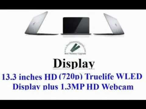 Technical Specifications / Specs of Dell XPS 13 Ultrabook Laptop Computer by Best Memory Upgrade