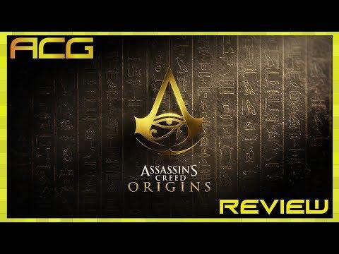Assassin's Creed Origins Review