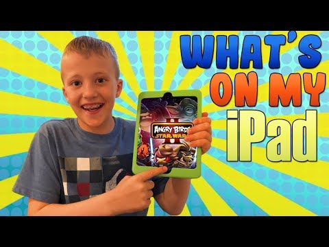 What's On My iPad?? Best Games & Apps!