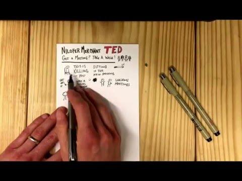 How I Create a Sketchnote [Full Process]