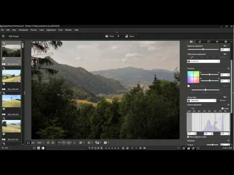 Digital Photo Professional 4 CR2 files