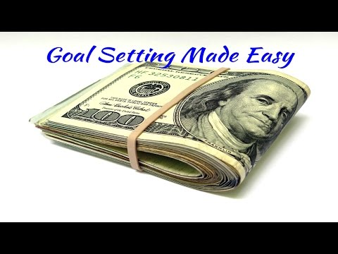 Goal Setting Made Easy for Insurance Agents