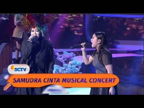 Download Melly Goeslaw Feat Ziva Magnolya - Cinta | Samudra Cinta Musical Concert MP3 Gratis