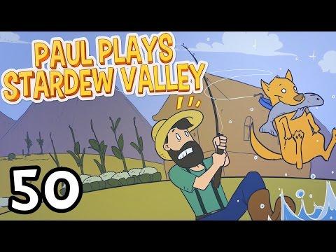 Stardew Valley - E50 - Fishy Rewards! (Gameplay Playthrough)