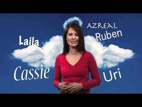 Angel Names - Are You Named for a Heavenly Angel? - Guardian Angel TV