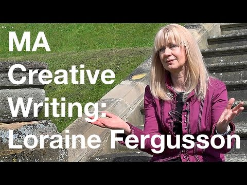 MA Creative Writing student Loraine Fergusson | Oxford Brookes University