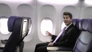 Tour the 737 Boeing Sky Interior