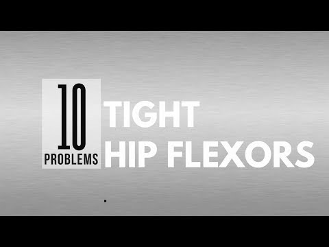 10 Health & Performance Problems Caused By Tight Hip Flexors  | Unlock Your Hip Flexors [ review ]