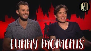 Cillian Murphy & Jamie Dornan Funny Moments PART 1