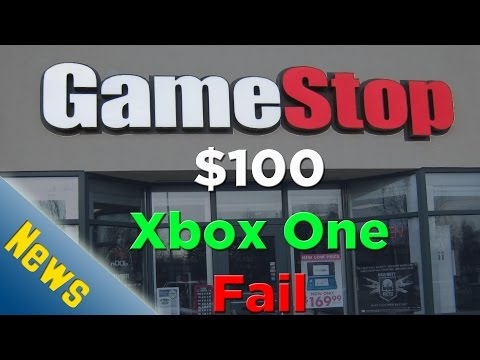 How to Get a New Xbox One for $100 GameStop Deal Rant!