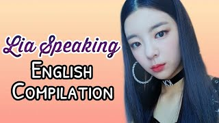 Download ITZY LIA Speaking English Compilation Video