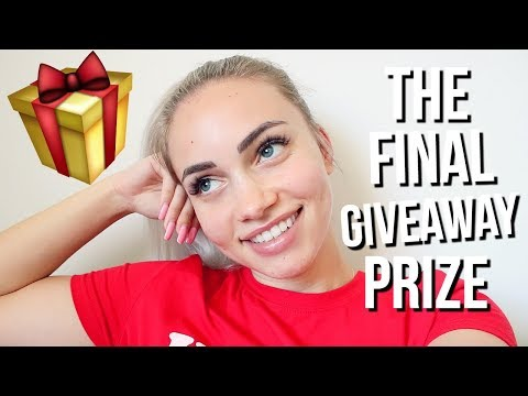 VLOGMAS DAY 12 // The Final Giveaway Prize (EPIC!)