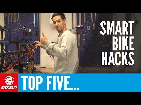 5 Pro Mountain Bike Maintenance Hacks To Make Your Bike Cooler & Save Time