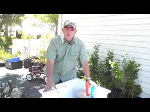 Installing an Outdoor Sink