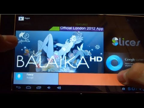 Android 4.0.4 Update for Ainol Novo 7 Tornado/Mars - Custom Firmware/ROM