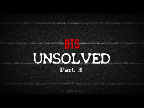 BTS as Buzzfeed Unsolved [PART 3]