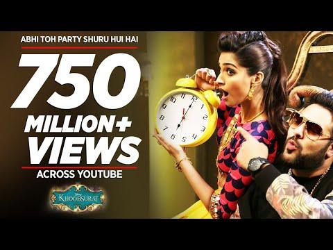 'Abhi Toh Party Shuru Hui Hai' FULL VIDEO Song   Khoobsurat   Badshah   Aastha