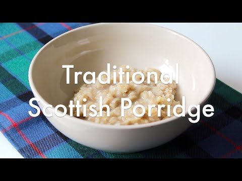 Scotts Porridge Oats