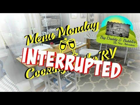 Menu Monday Interrupted