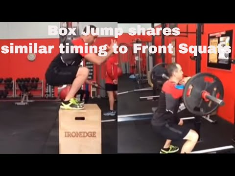 How To Build Strength & Power For Explosive Jumping In Sports Using This Tempo Trick