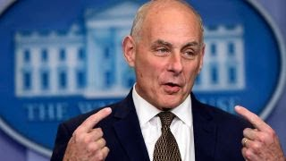 John Kelly defends Trump