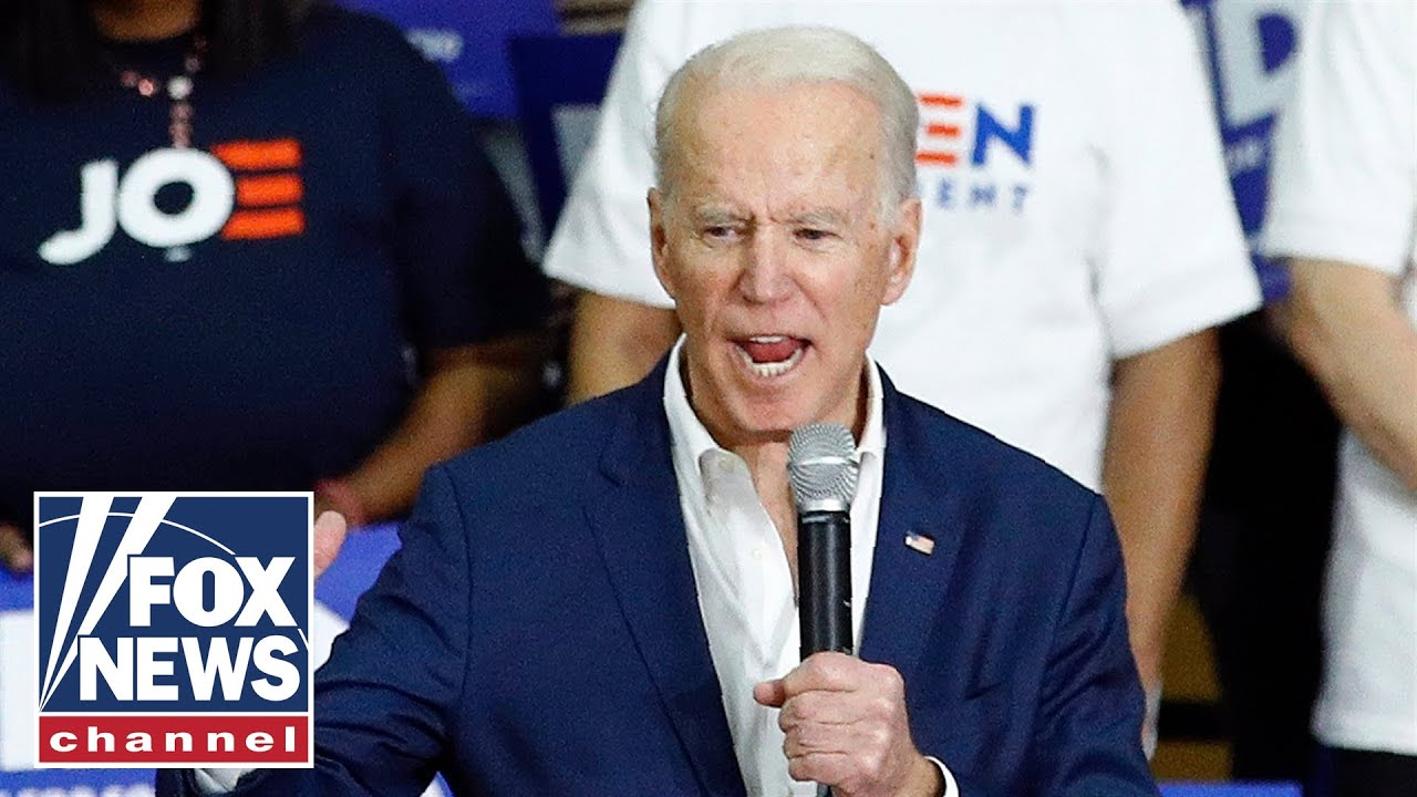 'The Five' weighs in on Biden's primary chances, phony arrest story