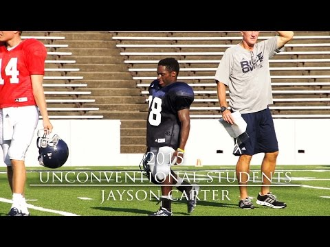 Unconventional students at Rice 2015: The powerful walk-on who never quit