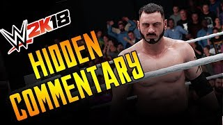 WWE 2K18 | Hidden Commentary lines for Austin Aries