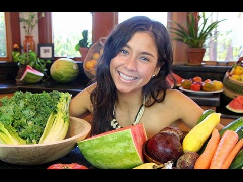 Quit Smoking and Drinking with Raw Foods - Rawvana