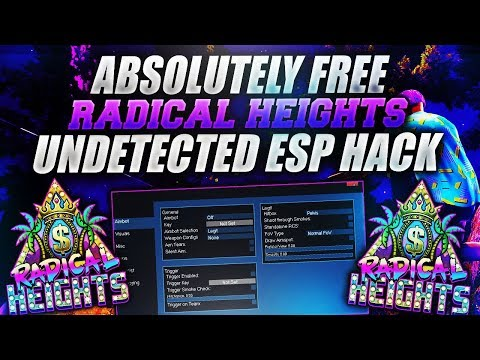 FREE RADICAL HEIGHTS HACK/CHEAT! [LAST UPDATE APRIL]