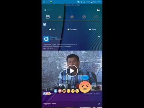 Clear /Transparent Facebook v55