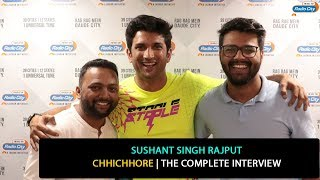 Sushant Singh Rajput   Chhichhore   The Complete Interview