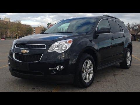 Used SUV for Sale - Winnipeg, MB - 2012 Chevrolet Equinox LT AWD