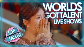 LIVE Auditions on World's Got Talent China 2019 | Top Talent