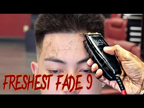 How to Cut a Fade Step by Step Tutorial HD