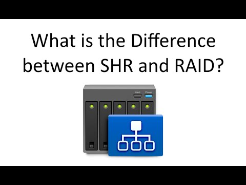 What is SHR and Should you have a RAID or a Synology Hybrid RAID with your Synology NAS