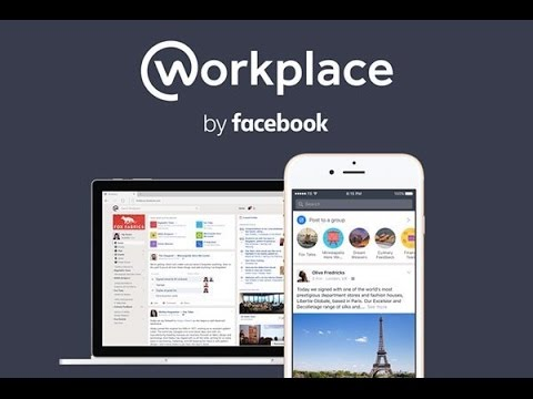 Workplace by Facebook - Introduction