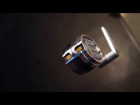 Product Video - Billstone Luxury Safe