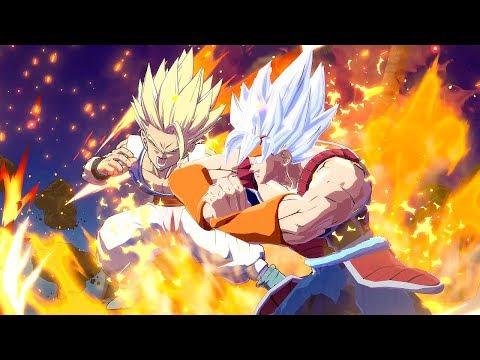 DRAGON BALL FighterZ - High level Gameplay #4 @ 1080p (60ᶠᵖˢ) HD ✔