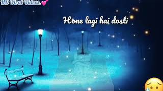 Tujhe Bhula Diya oh full sad song|| whatsapp staus video|| 2018