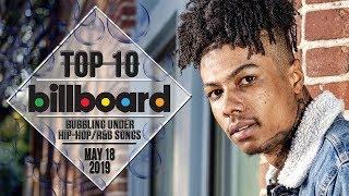 Top 10 • US Bubbling Under Hip-Hop/R&B Songs • May 18, 2019 | Billboard-Charts
