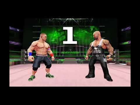 WWE Mayhem Restarting pt7